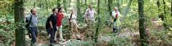 Excursie in het bos
