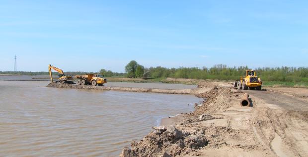 Natuurontwikkelingsproject Zuiderklip in Nationaal Park de Biesbosch: voor dit project heeft Regelink Ecologie &#038; Landschap een ecologisch werkprotocol geschreven en de ecologische begeleiding uitgevoerd.[/caption] </div><!-- .entry-content --> <footer class=